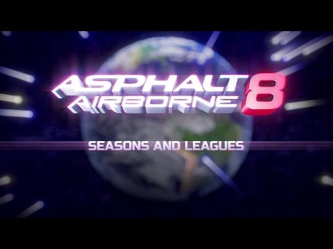 Update Trailer - Discover Multiplayer Seasons & Leagues!