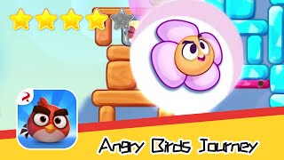 Angry Birds Journey 104 Walkthrough Fling Birds Solve Puzzles Recommend index four stars