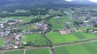 2016-07-11 熊本県南阿蘇村白水地区