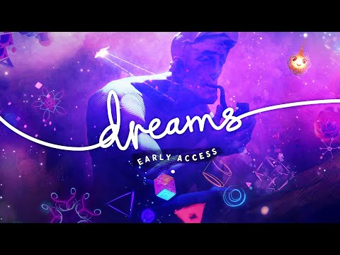 Dreams PS4 - Gameplay Walkthrough Part 1 - Introduction