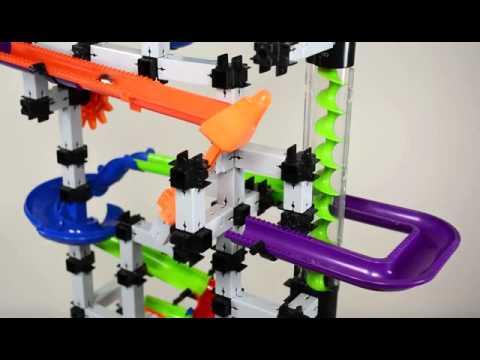 Techno Gears Marble Mania Skyscraper Youtube