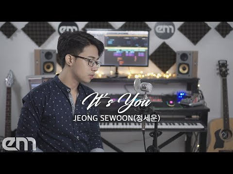 JEONG SEWOON - It`s You (What's Wrong With Secretary Kim(김비서가 왜 그럴까) OST) Cover By Erza Mallenthinno