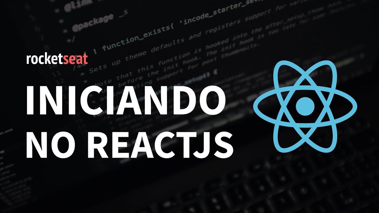 Iniciando no ReactJS | Diego Fernandes