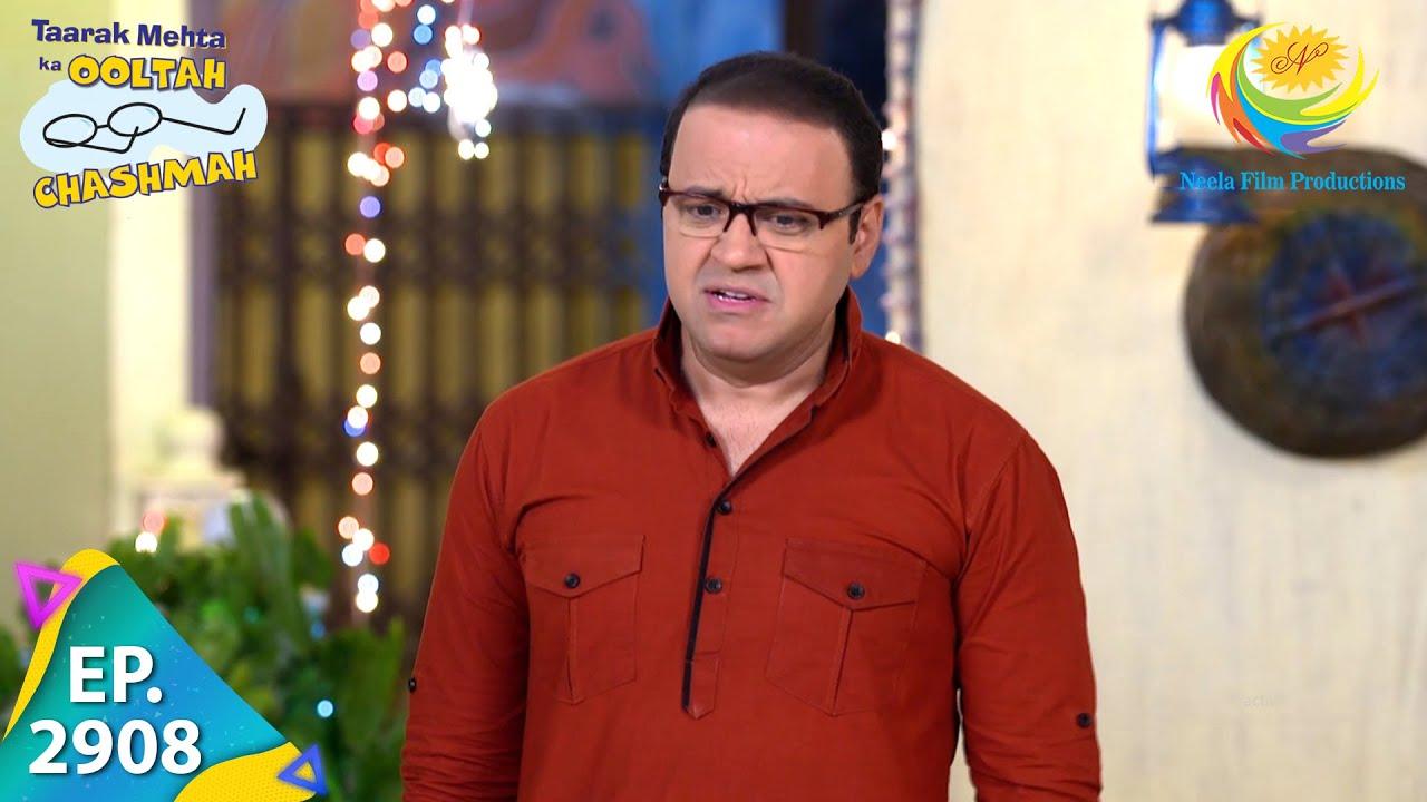 Download Taarak Mehta Ka Ooltah Chashmah - Episode 2908 - Full Episode