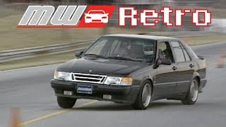 1992 Saab 9000Turbo   Retro Review
