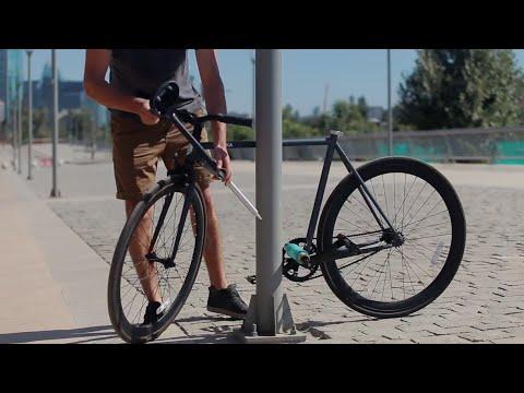 "Yerka - ""The Unstealable Bike"""