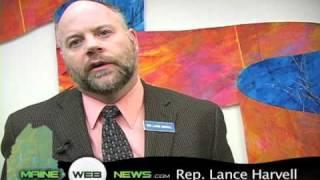 LD 40 Shrinking the Maine Legislature