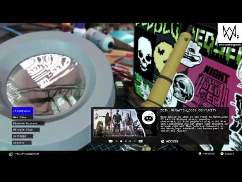 WATCH_DOGS® 2 Main Menu Theme (1 Hour)