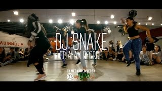 dj snake feat aluna george you know you like it phil wright choreography ig philwright