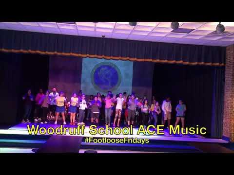 Woodruff School ACE Music (Upper Deerfield, NJ) I Footloose Fridays