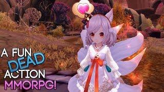 Twin Saga - A Fun But Empty Action Anime MMORPG ¯\_(ツ)_/¯