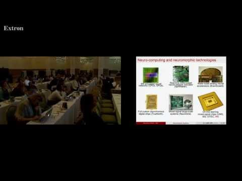 Giacomo Indiveri - Learning and plasticity in neuromorphic systems [2015]