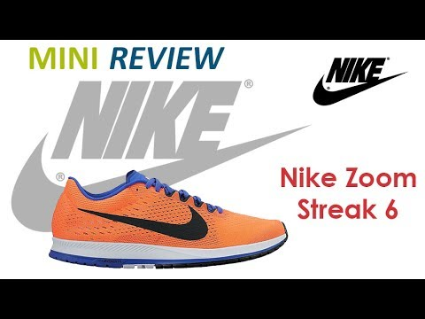 zapatillas nike zoom streak 6