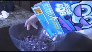 "Taste Test #31 - ""Boo Berry"""