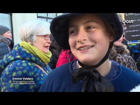 27e Editie van het Dickens Festijn in Deventer van start