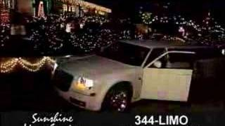 SUNSHINE LIMO SERVICE CHRISTMAS LIGHT TOUR - Eugene Limousine Service