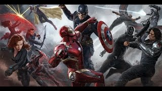 (Official Video) alt-J - Left Hand Free CAPTAIN AMERICA VS IRON MAN