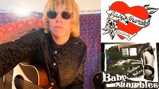Babyshambles - Crumb Begging Baghead (Acoustic Cover)