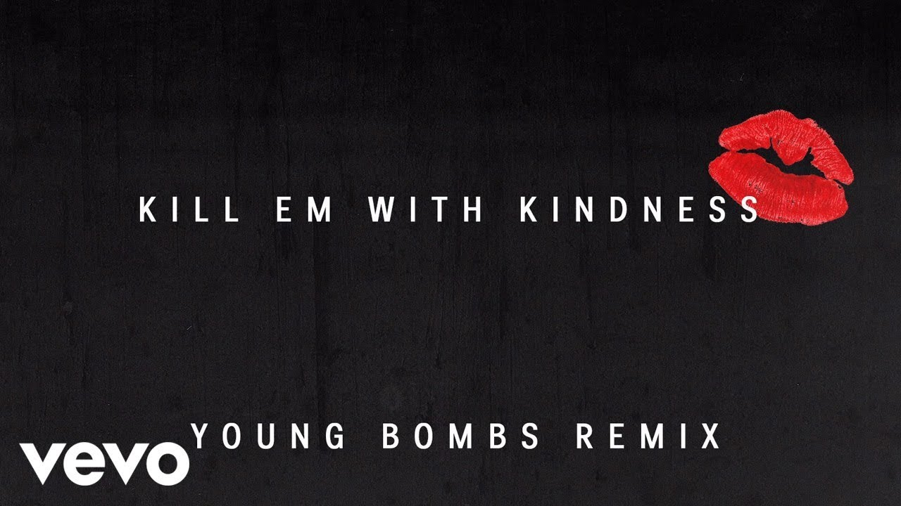 Selena Gomez - Kill Em With Kindness (Audio/Young Bombs Remix)