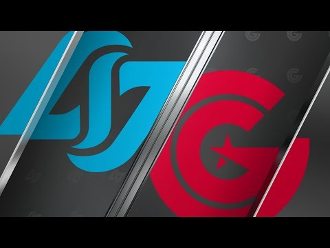 CLG vs CG  Game 4  LCS Regional Qualifier Round 2  Counter Logic Gaming vs Clutch Gaming 2019