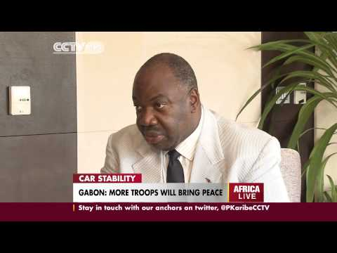 Central African leaders speak up on CAR