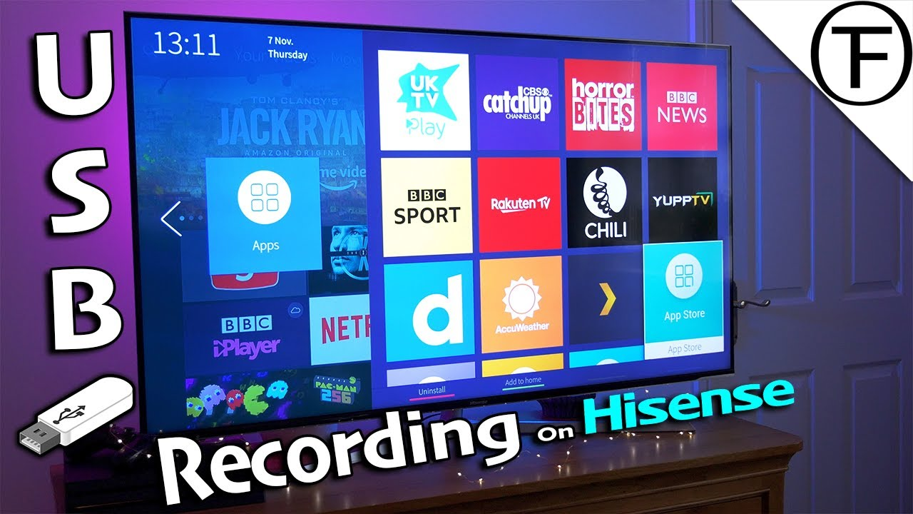 Best Apps On The Hisense Tv Youtube