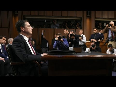 Comey: White House lied about me, FBI