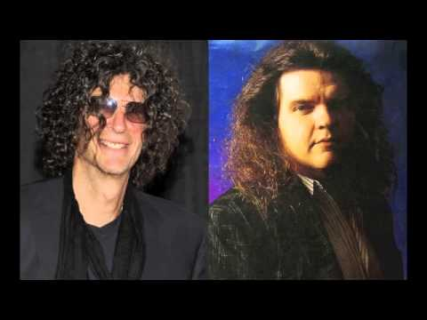 Meat Loaf and Howard Stern duet Paradise by the Dashboard Light
