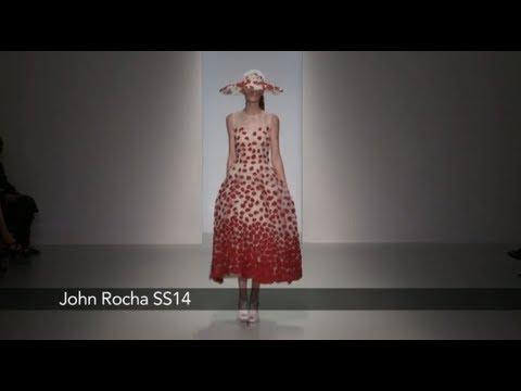 John Rocha London Fashion Week show: John Rocha SS14 ...