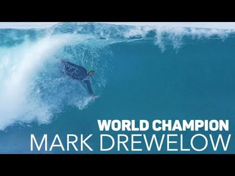 Bodysurfing World Champion Mark Drewelow - 2018 Winter Highlights