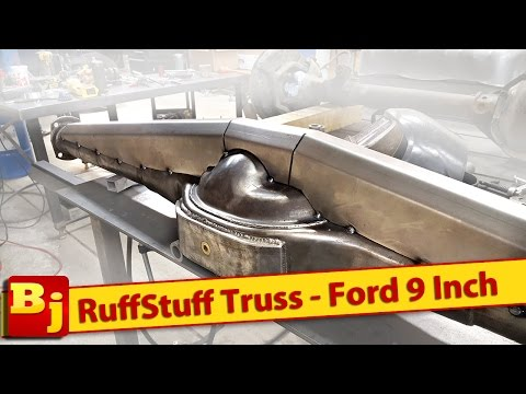 How to Truss an Axle - Ford 9 Inch
