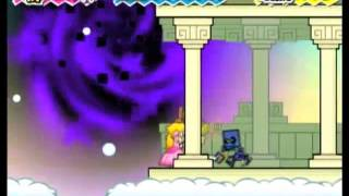 Super Paper Mario ~ #28 Cloudy With A Chance Of Princess Peach