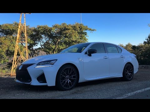 Lexus GSF - One Take