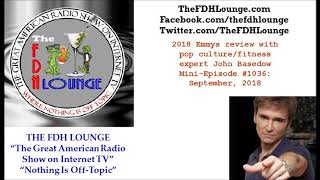 Mini-Episode #1036 - September 2018 - 2018 Emmys review with John Basedow