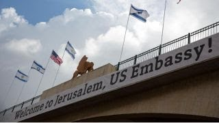 US moving embassy in Israel to Jerusalem a mistake?