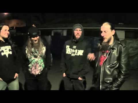 Horde Of Draugar - Interview w/ DHMS @ Roxy Theater 3-18-2014