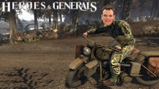 Heroes & Generals - I CAN FLY