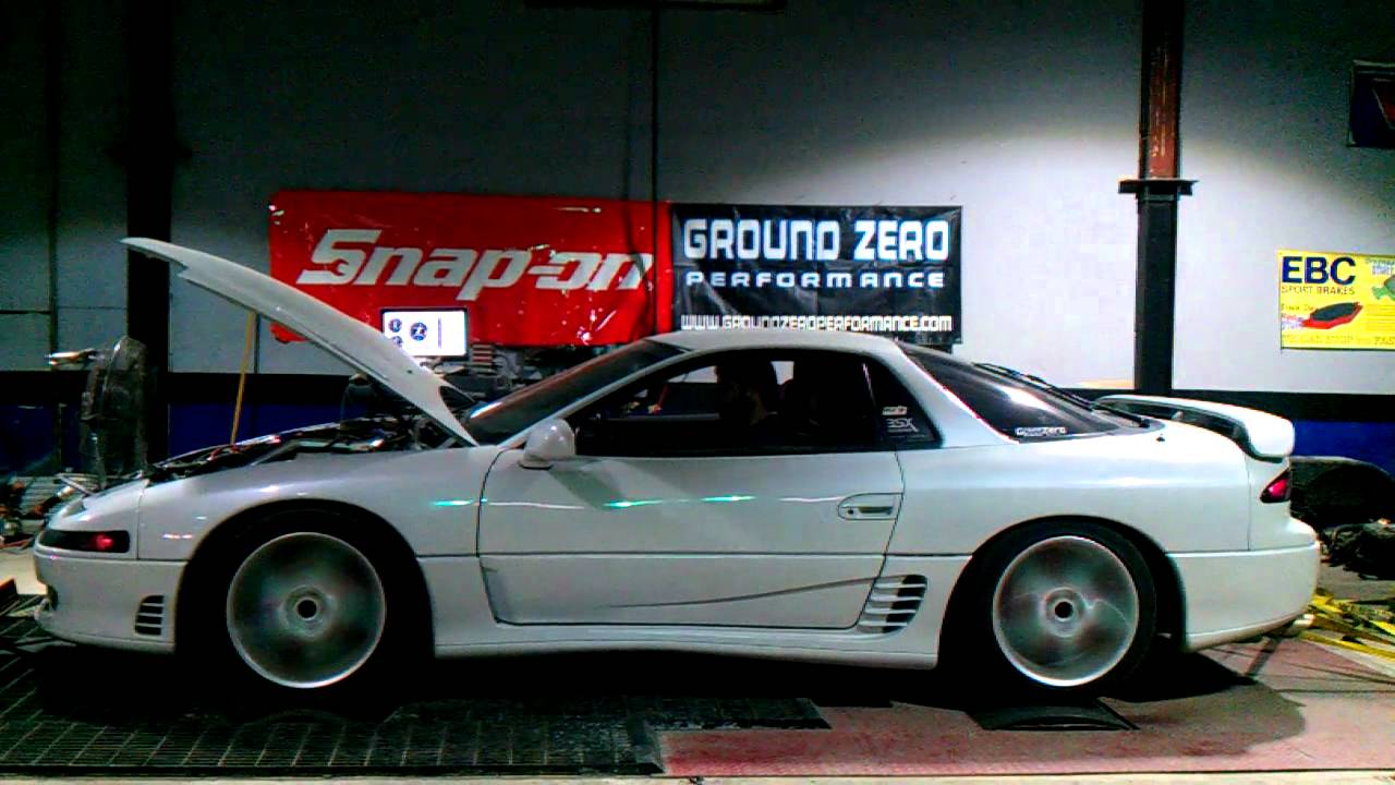mitsubishi 3000gt vr4 specs by gzp 16t twin turbo 3000gt vr4 maft version 2 youtube