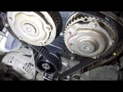 Opel Zafira замена ремня ГРМ. #АлексейЗахаров. #Авторемонт. Авто - ремонт