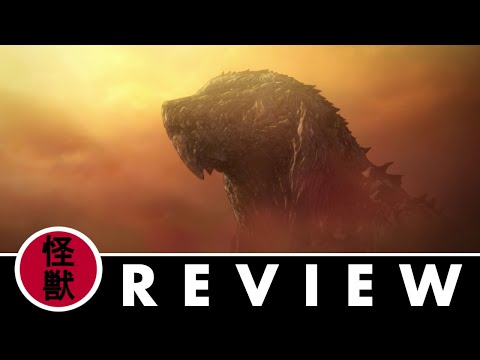 Up From The Depths Reviews | Godzilla: Planet Of The Monsters (2017)