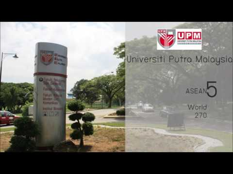 TOP 10 ASEAN UNIVERSITIES  by QS World University Rankings 2016-2017