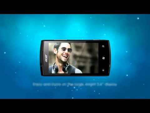 Смартфон Acer Allegro