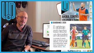 No es cuestión de apreciación lo sucedido en el penalti que cobra Jonathan Rodríguez, es cuestión de reglamento    #VAR #ClásicoNacional #Brizio
