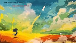 "Peter Maxwell Davies ""Symphony No.5"""