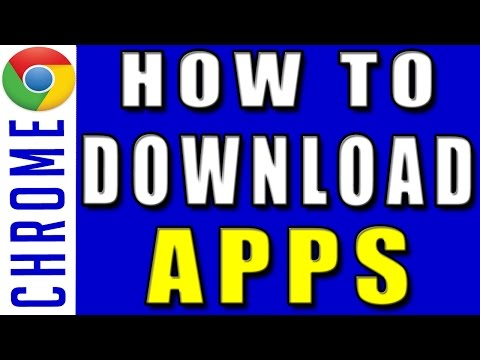 How to Download Apps in Google Chrome | How to Download Apps in Chrome web store