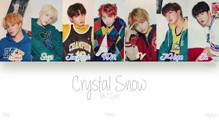 Video [KAN|ROM|ENG] BTS (방탄소년단) - Crystal Snow (Color Coded Lyrics) download MP3, 3GP, MP4, WEBM, AVI, FLV Juli 2018