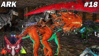Mon redoutable Velonasaur ! Aŗk Survival Evolved Ep18 S2