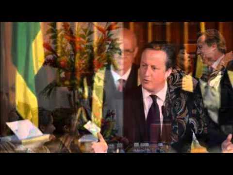 David Cameron rules out slavery reparation during Jamaica visit