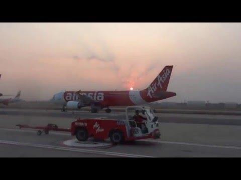 นั่งเครื่องจากดอนเมืองไปฮานอย DMK to Ha Noi Thai airasia flight review