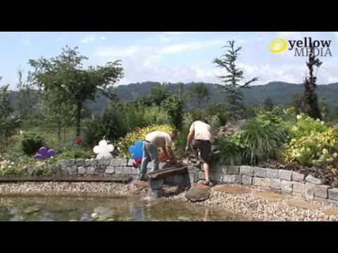 Gartengestaltung dobretzberger in hartkirchen eferding for Gartengestaltung youtube